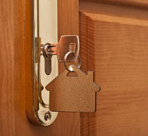 Keys to your brand new home. Congratulations on closing your mortgage in only 20 days.